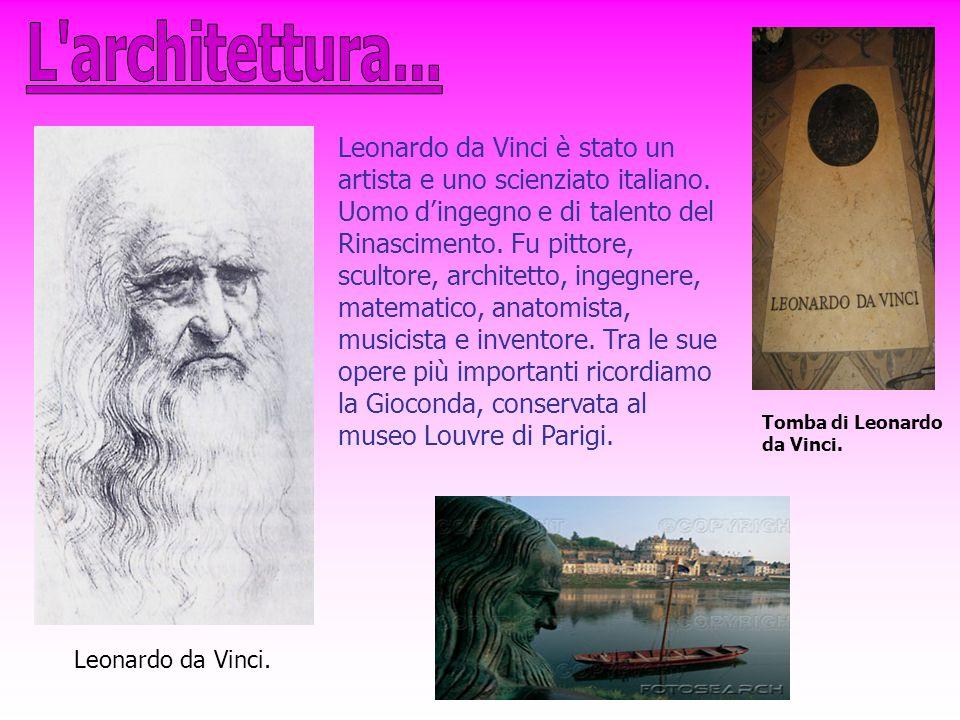 L architettura...