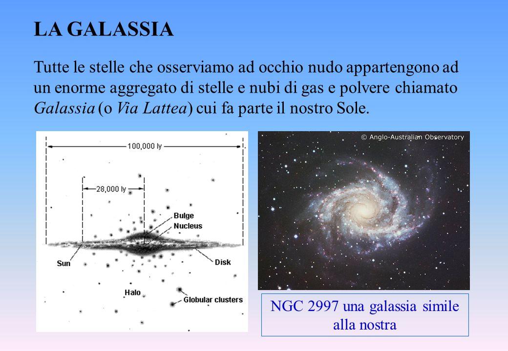 NGC 2997 una galassia simile alla nostra