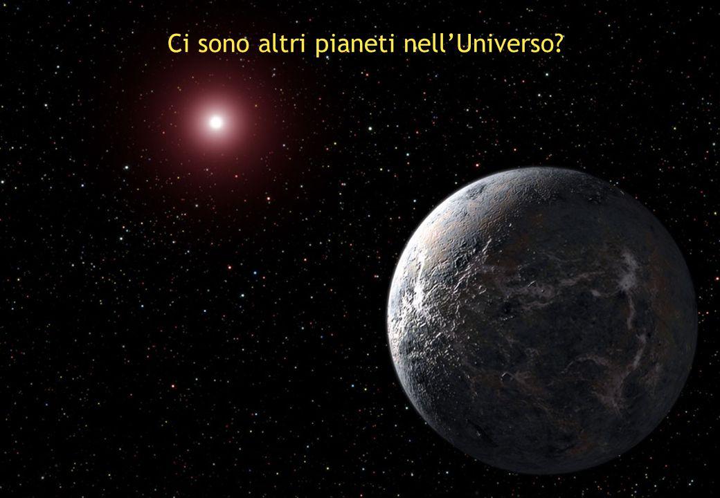 Ci sono altri pianeti nell'Universo