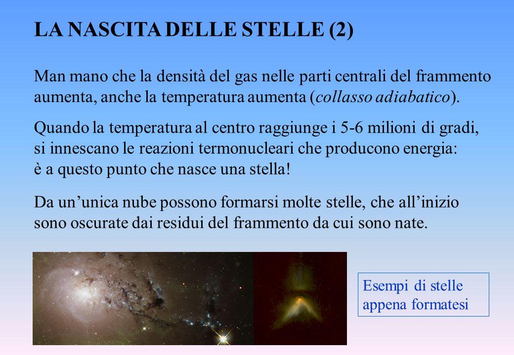 LA NASCITA DELLE STELLE (2)