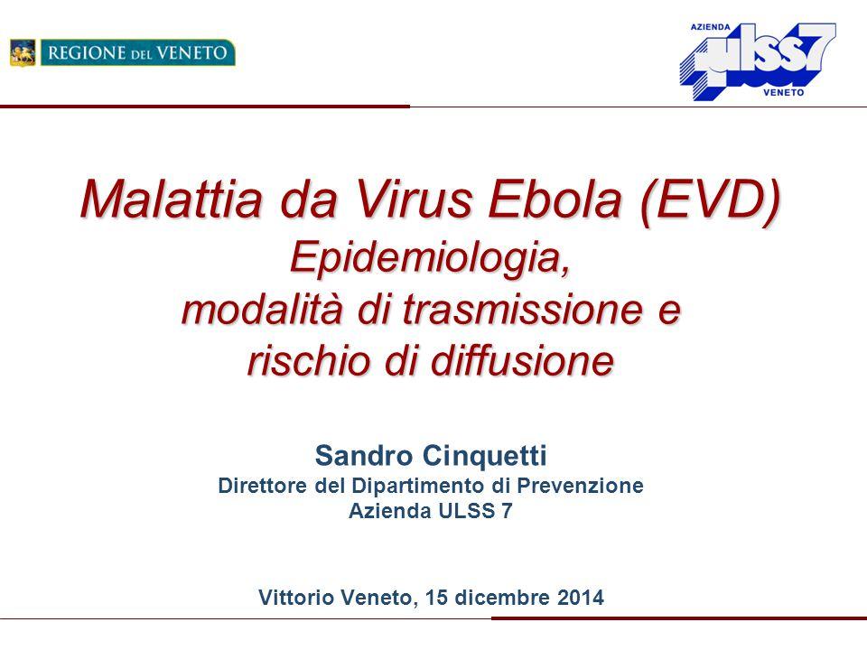 Malattia da Virus Ebola (EVD)