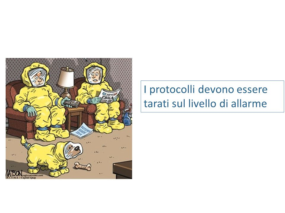 I protocolli devono essere
