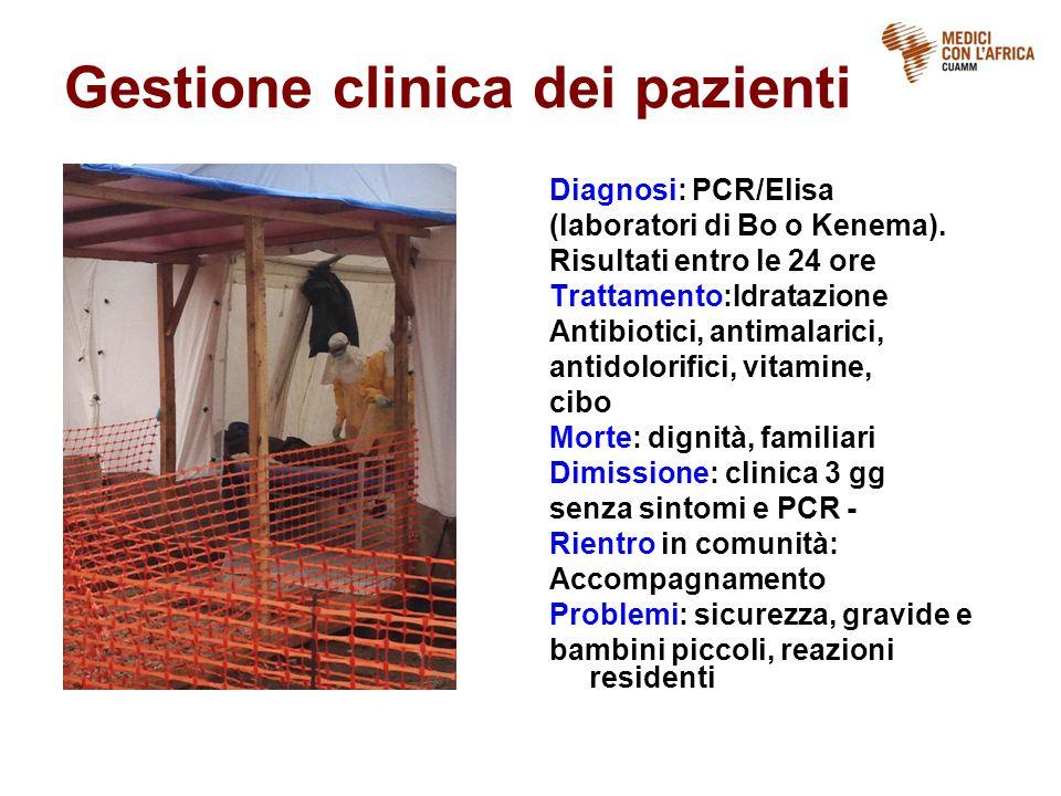 Gestione clinica dei pazienti