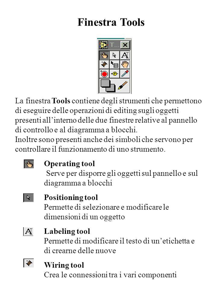Finestra Tools