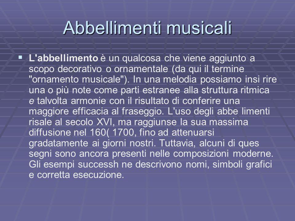 Abbellimenti musicali