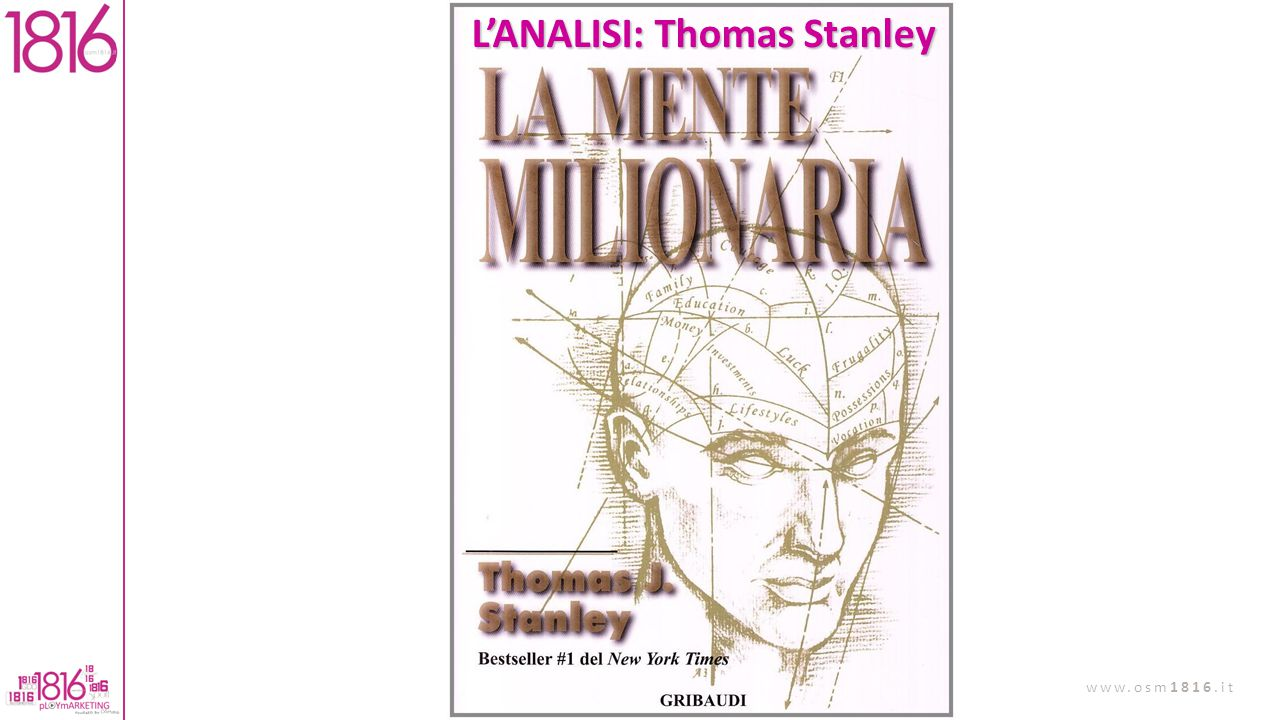 L'ANALISI: Thomas Stanley