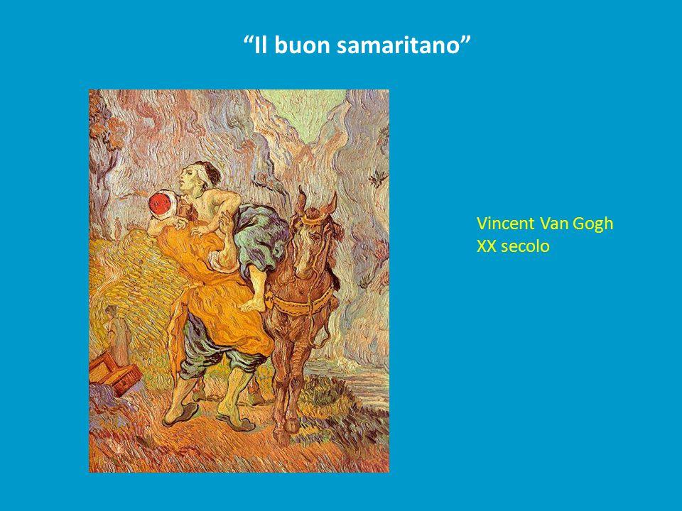 Il buon samaritano Vincent Van Gogh XX secolo