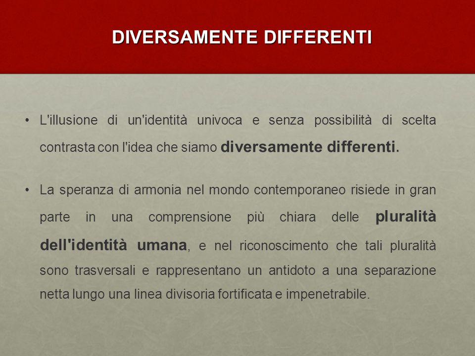 DIVERSAMENTE DIFFERENTI
