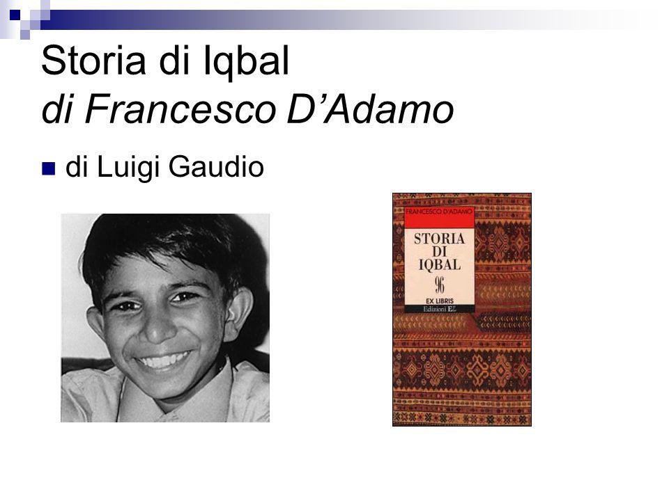 Storia di Iqbal di Francesco D'Adamo