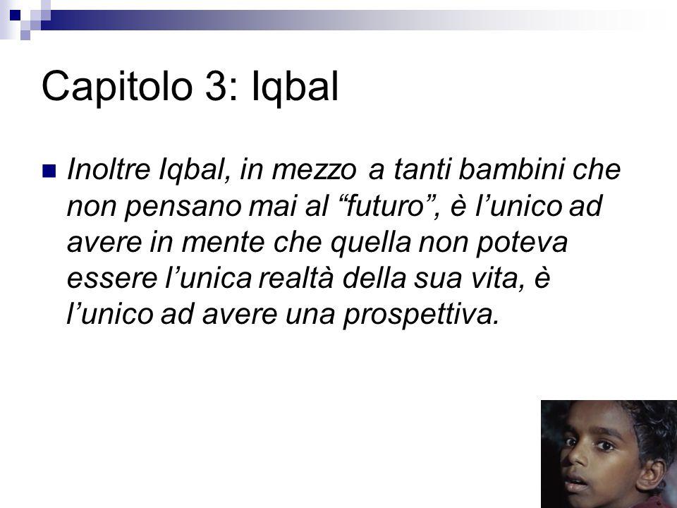 Capitolo 3: Iqbal