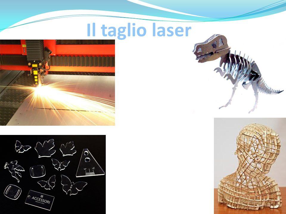 Il taglio laser