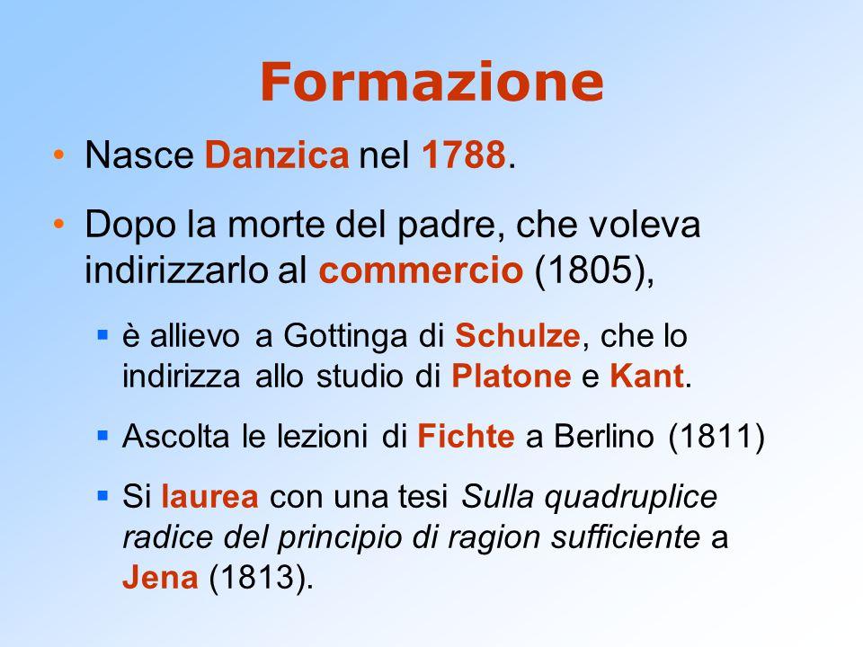 Formazione Nasce Danzica nel 1788.
