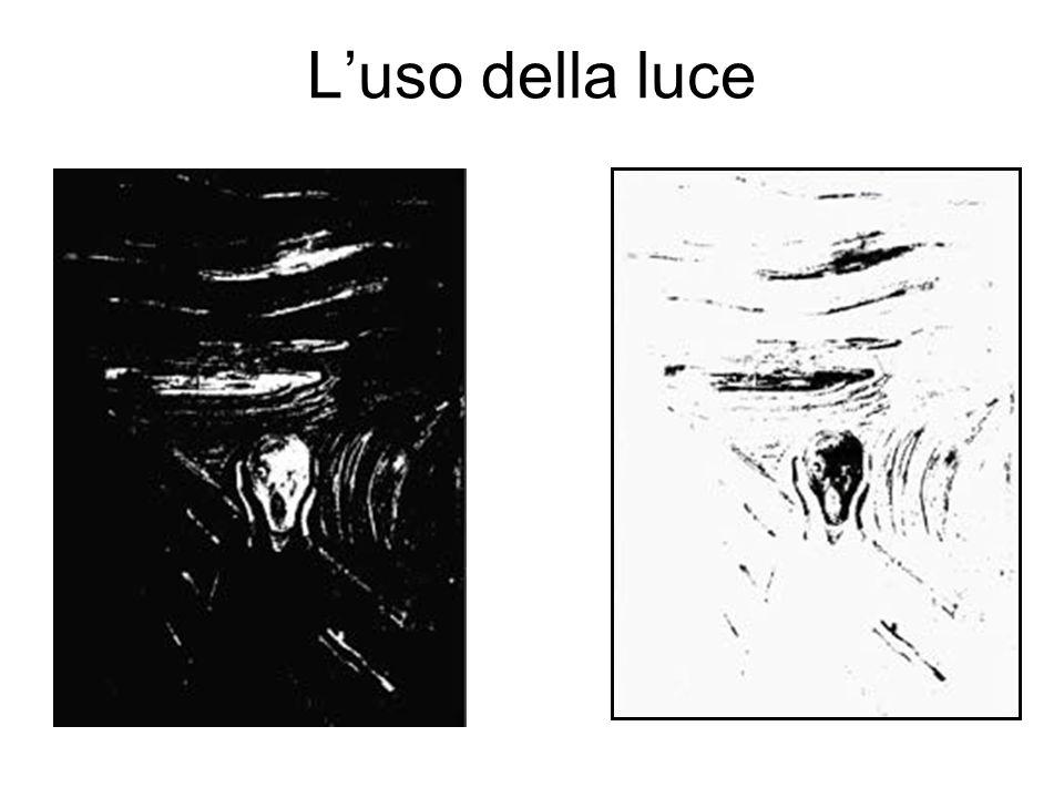 L'uso della luce