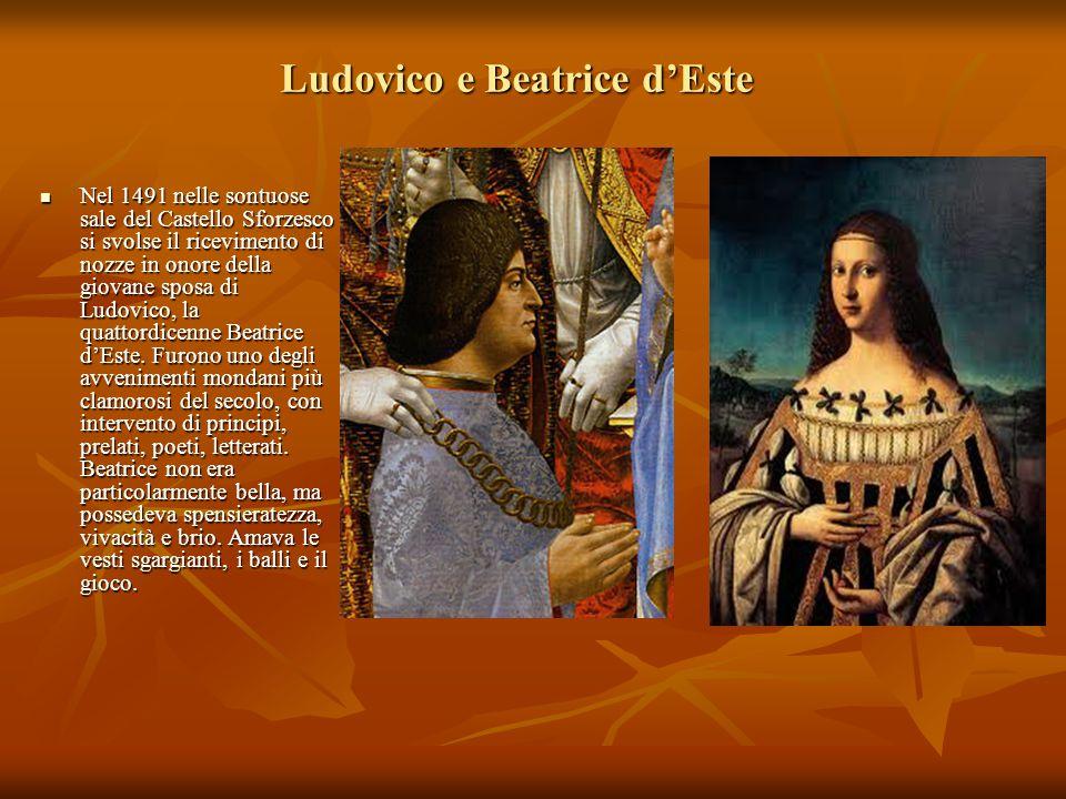 Ludovico e Beatrice d'Este