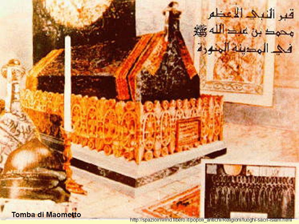 Tomba di Maometto http://spazioinwind.libero.it/popoli_antichi/Religioni/luoghi-sacri-islam.html