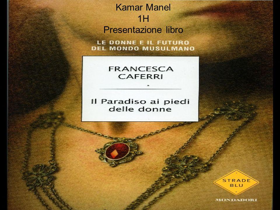 Kamar Manel 1H Presentazione libro