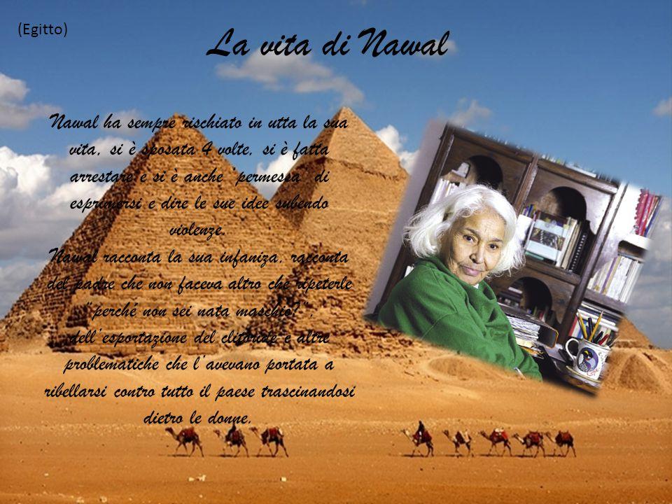 (Egitto) La vita di Nawal.