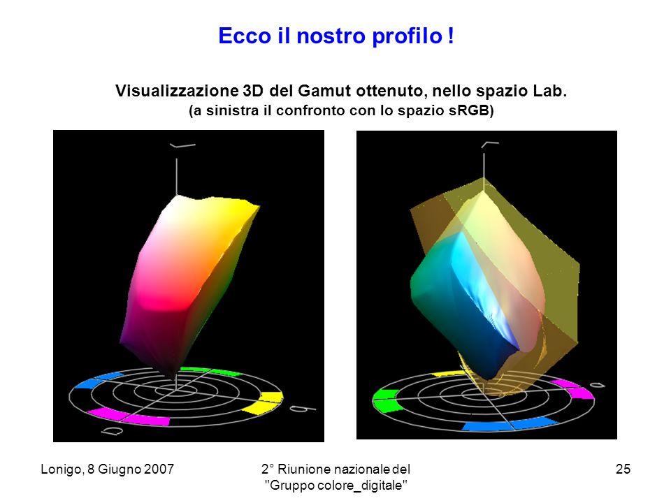 2° Riunione nazionale del Gruppo colore_digitale