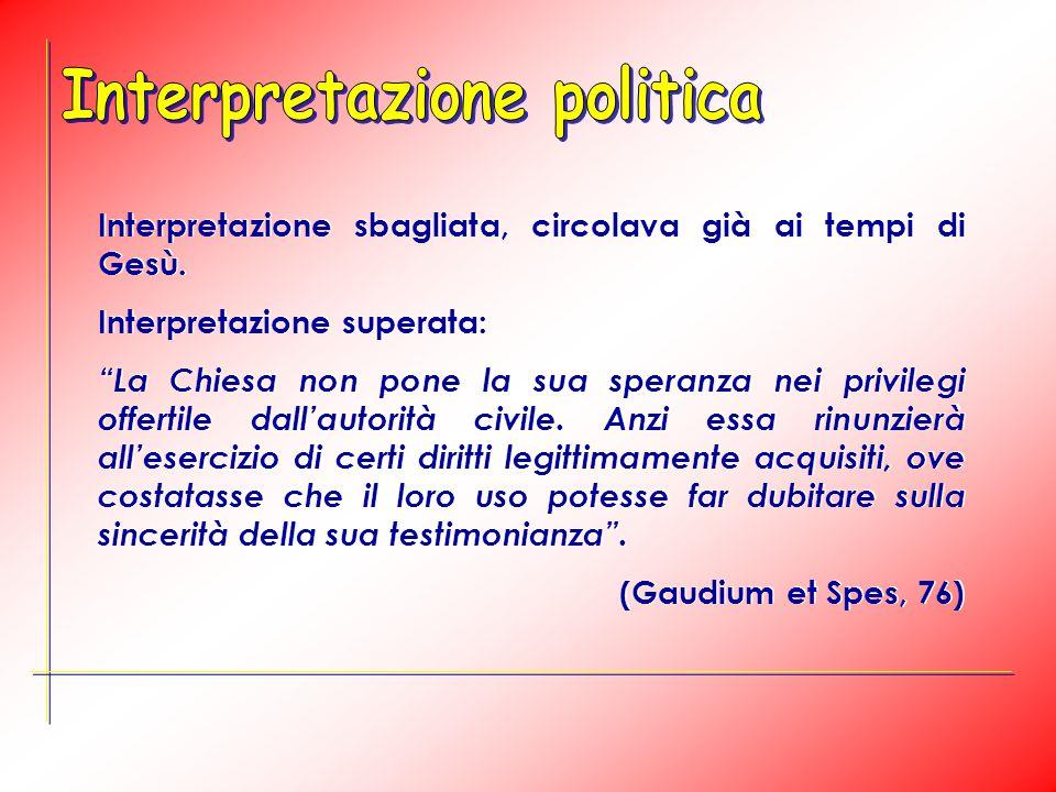 Interpretazione politica