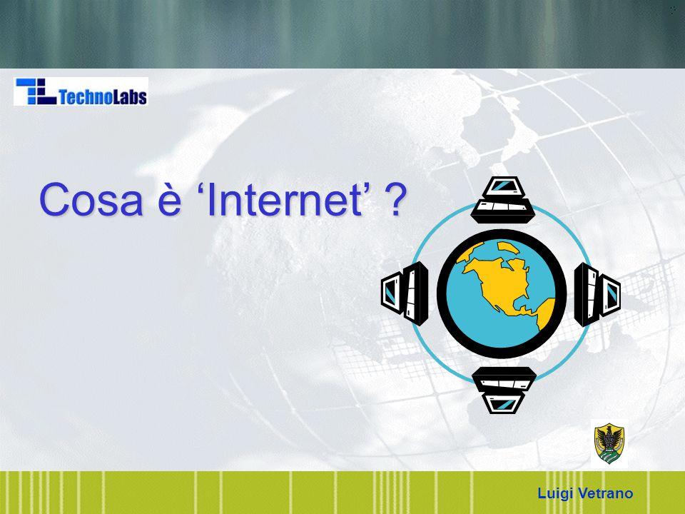 Cosa è 'Internet'