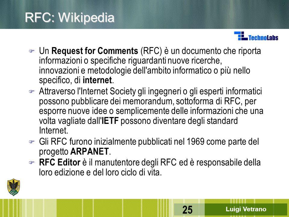RFC: Wikipedia