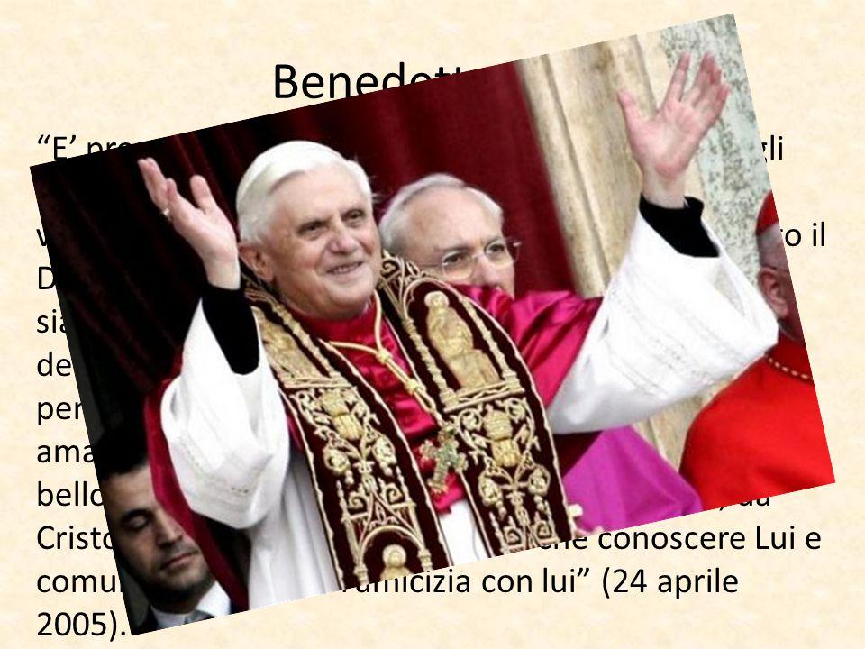 Benedetto XVI: