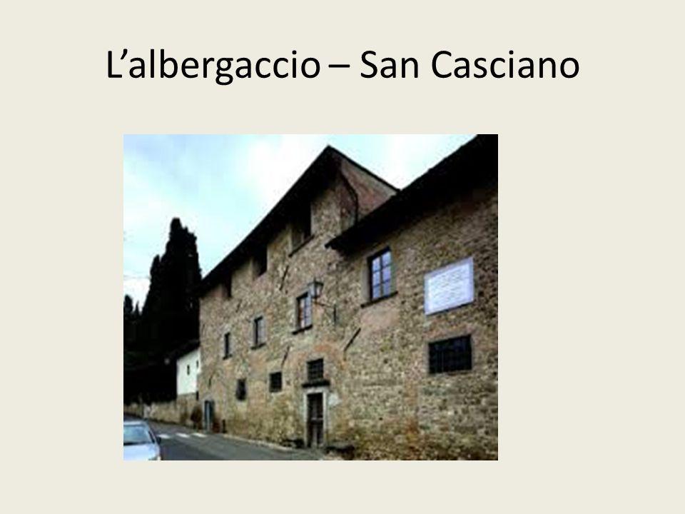 L'albergaccio – San Casciano