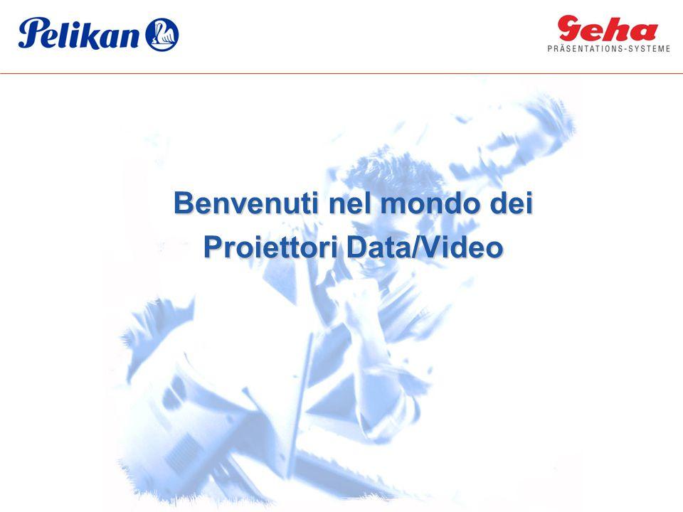 Benvenuti nel mondo dei Proiettori Data/Video