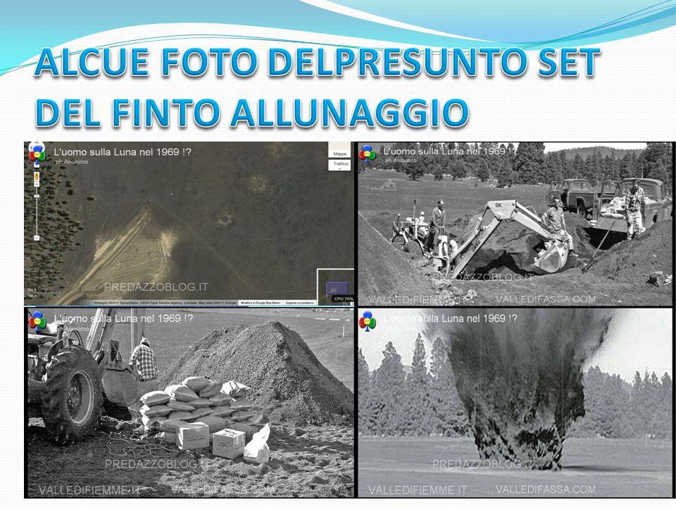 ALCUE FOTO DELPRESUNTO SET DEL FINTO ALLUNAGGIO