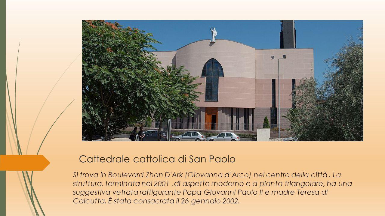 Cattedrale cattolica di San Paolo