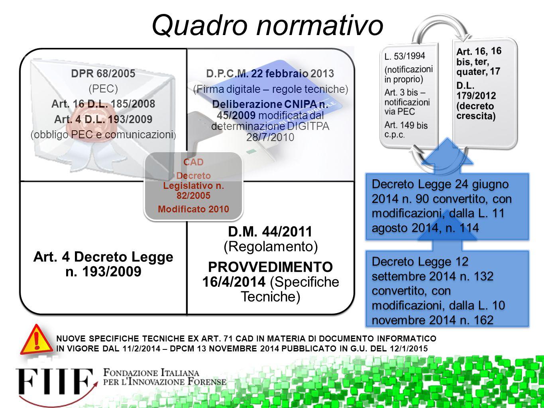 Decreto Legislativo n. 82/2005