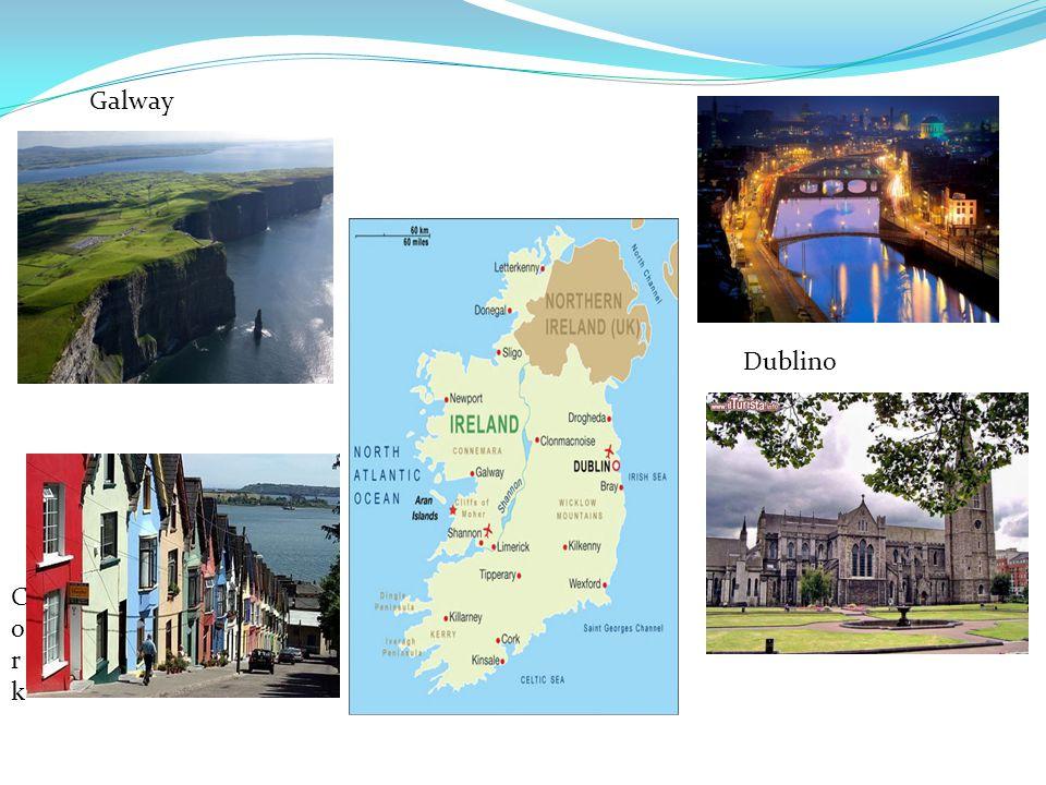Galway Dublino Cork