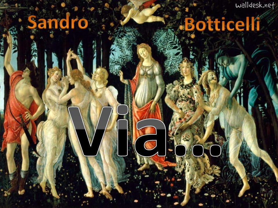 Sandro Botticelli Via…