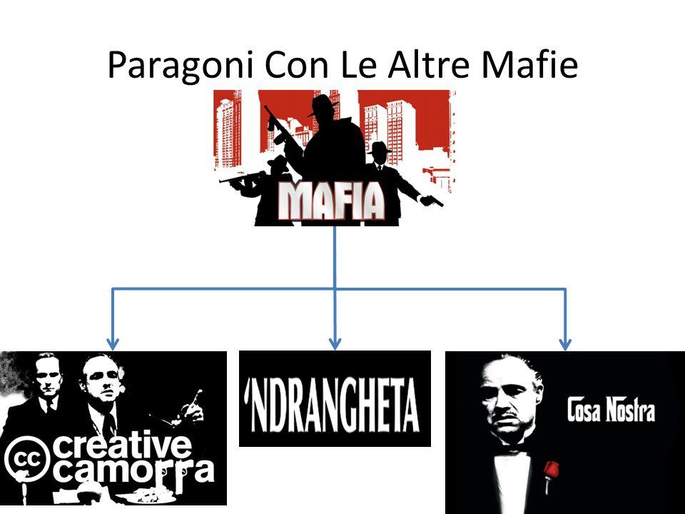 Paragoni Con Le Altre Mafie