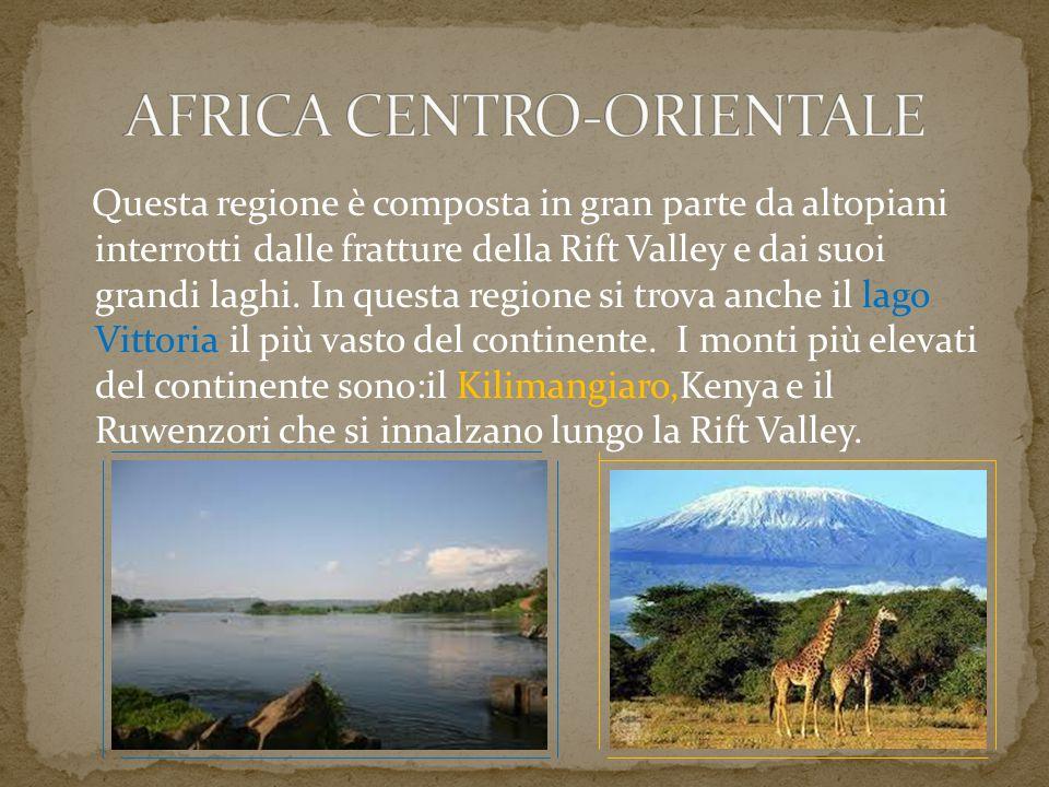 AFRICA CENTRO-ORIENTALE