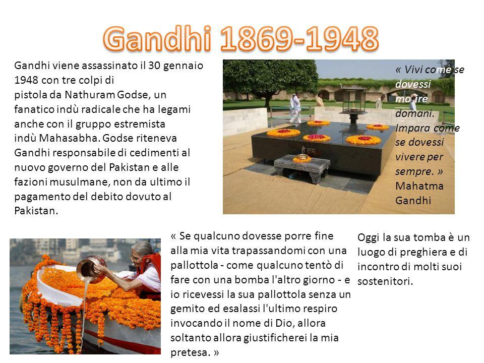 Gandhi 1869-1948
