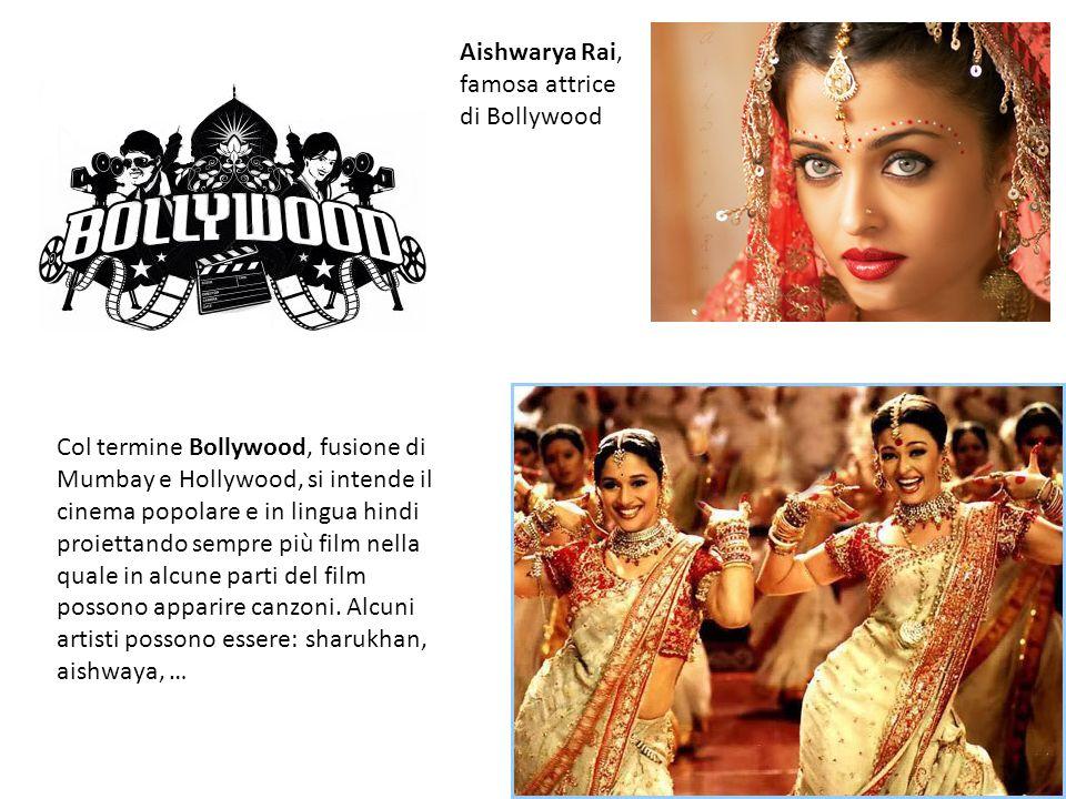 Aishwarya Rai, famosa attrice di Bollywood