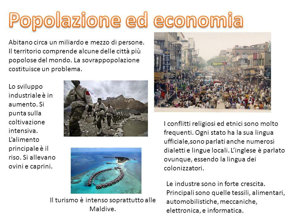 Popolazione ed economia