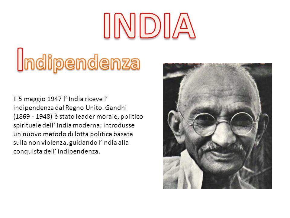 INDIA I. ndipendenza.