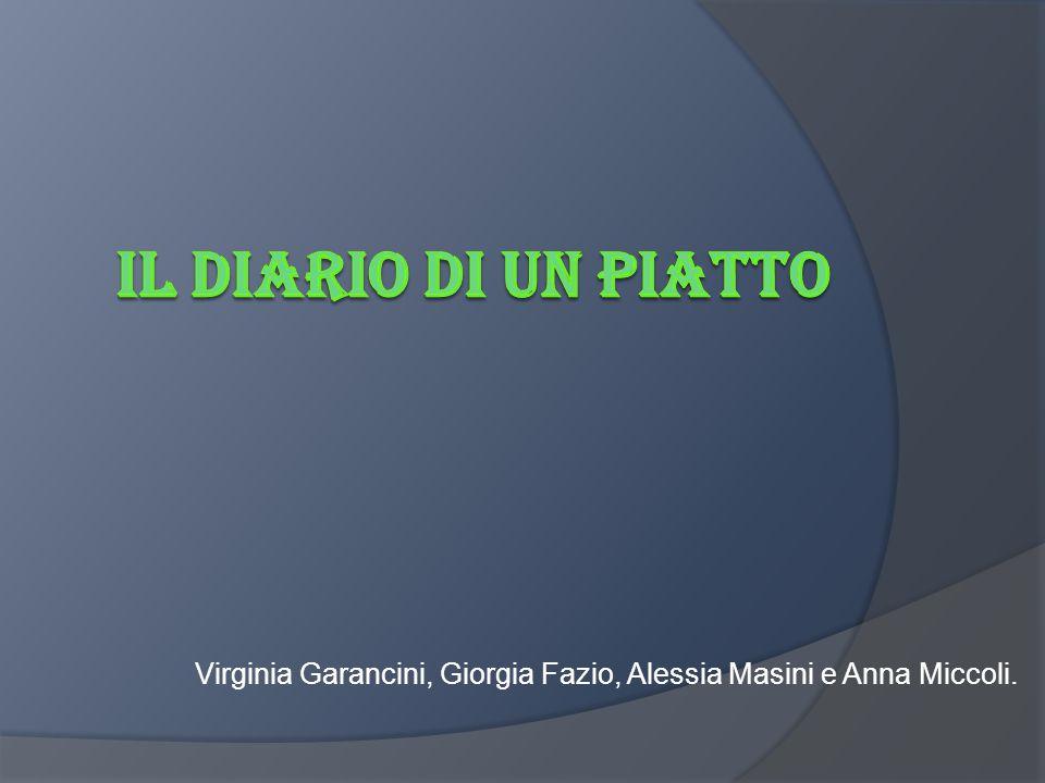 Virginia Garancini, Giorgia Fazio, Alessia Masini e Anna Miccoli.