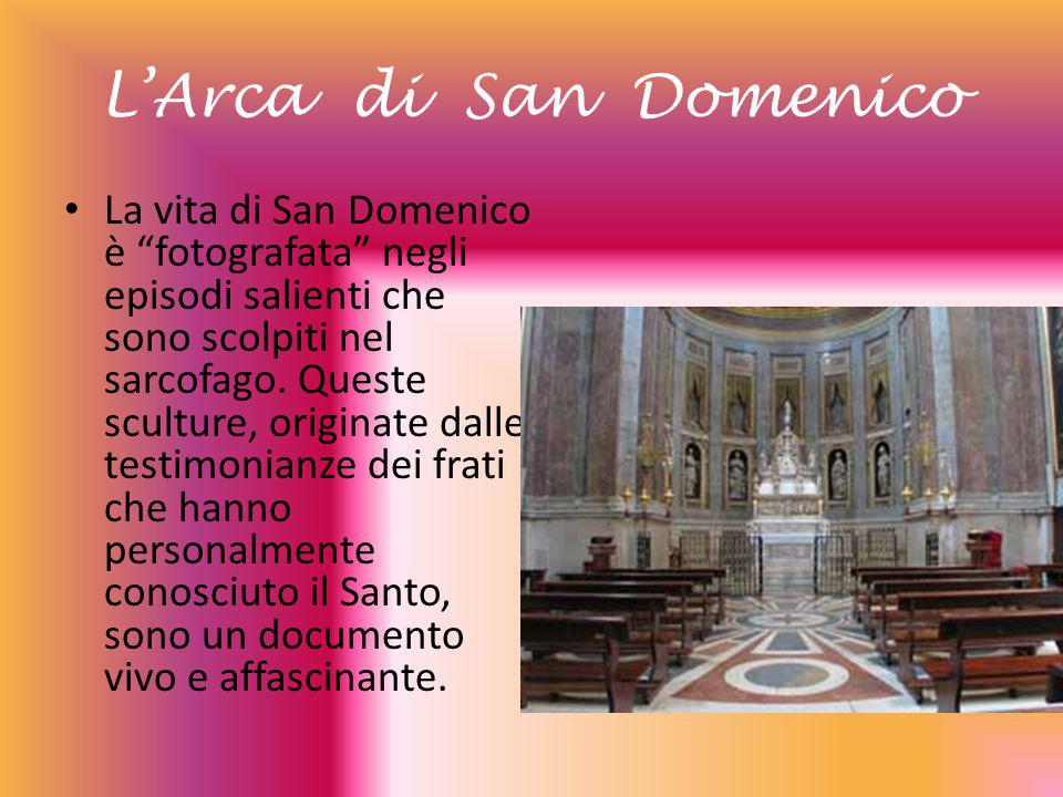L'Arca di San Domenico