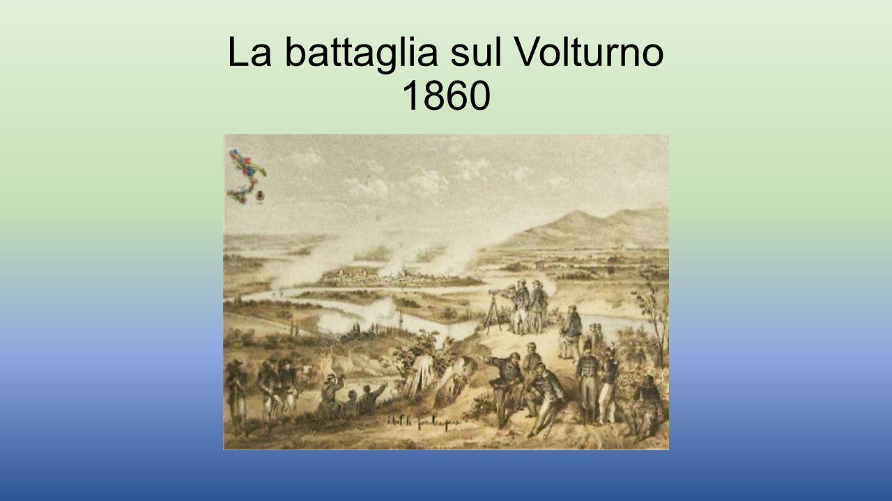 La battaglia sul Volturno 1860