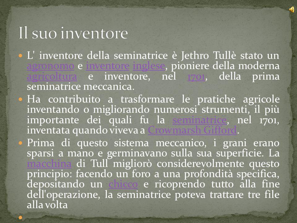 Il suo inventore