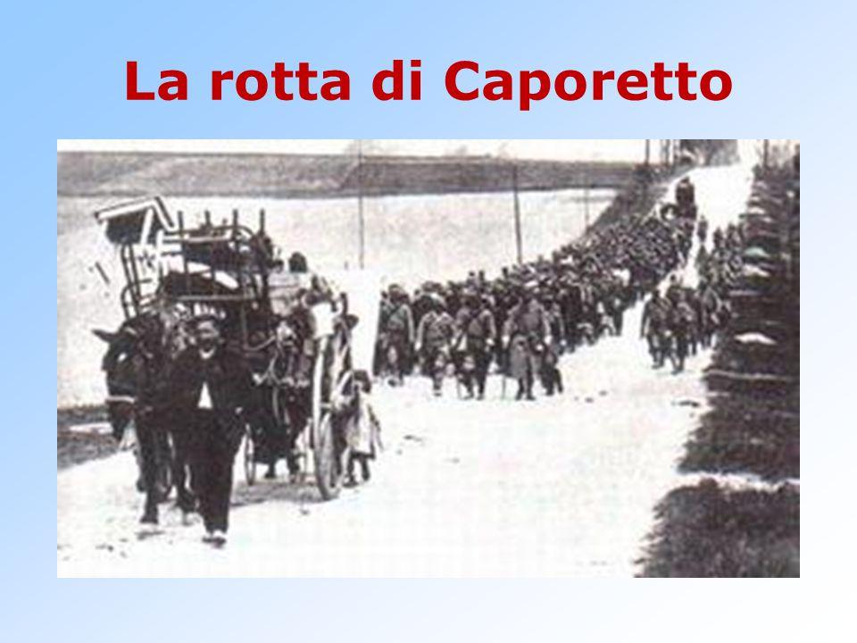 La rotta di Caporetto