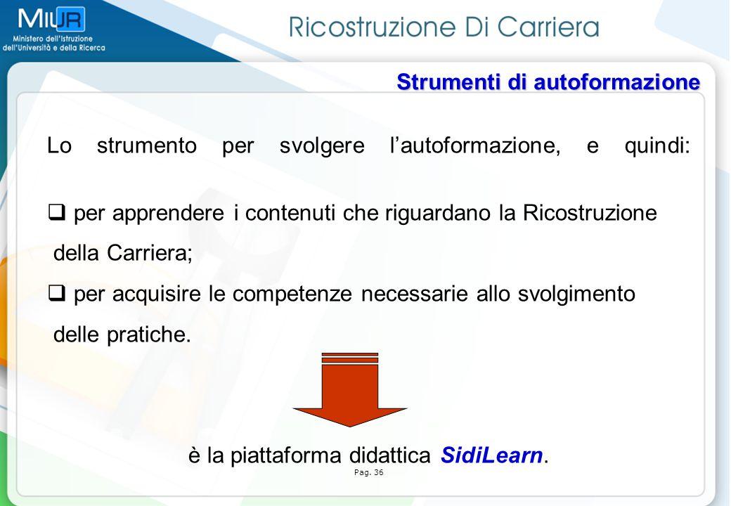 è la piattaforma didattica SidiLearn.
