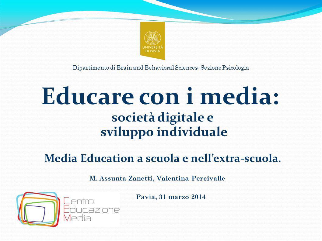 Educare con i media: società digitale e sviluppo individuale