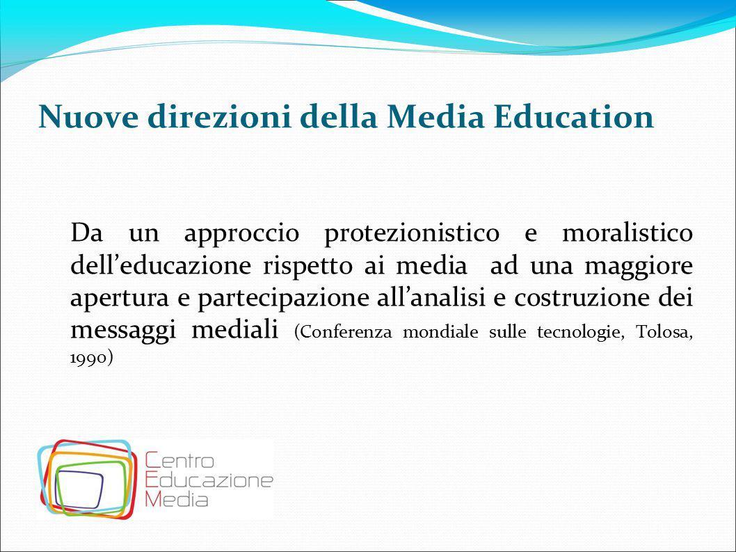 Nuove direzioni della Media Education