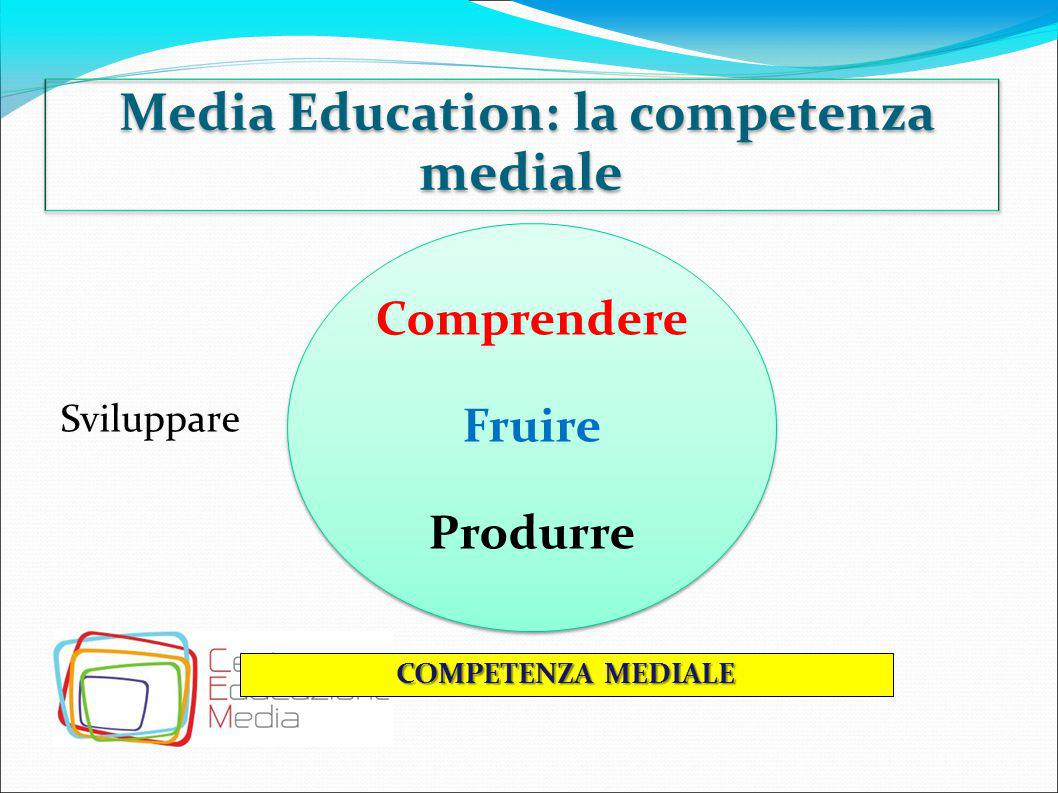 Media Education: la competenza mediale