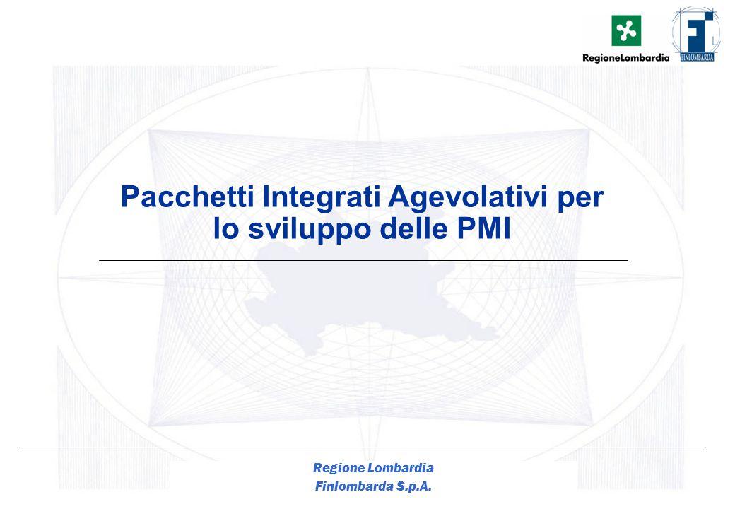 Pacchetti Integrati Agevolativi per lo sviluppo delle PMI