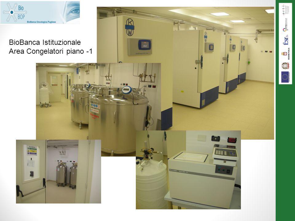 BioBanca Istituzionale